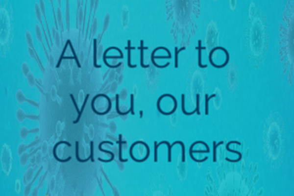 Letter from CIS Financial Services